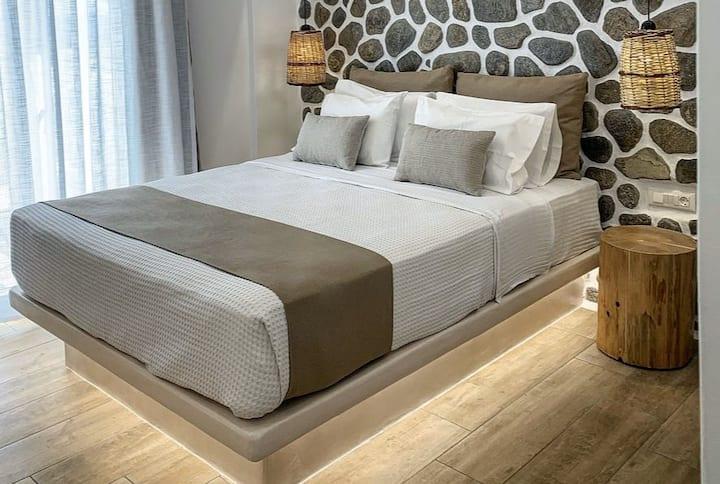 Villa Adriana Naxos Hotel - Superior Triple Studio