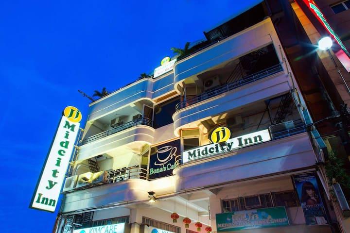 JJ Midcity Inn Special Deluxe For 2ppl