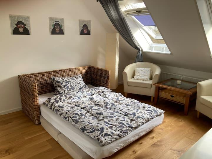 Cozy Room in Ahrensburg (near Hamburg)