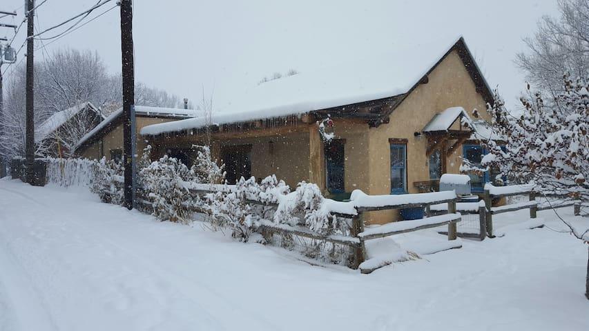Beautiful Santa Fe style home - Carbondale - Huis