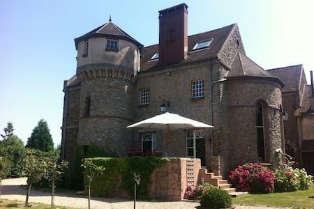 Chambre calme dans une belle maison, proche Paris - Grosrouvre
