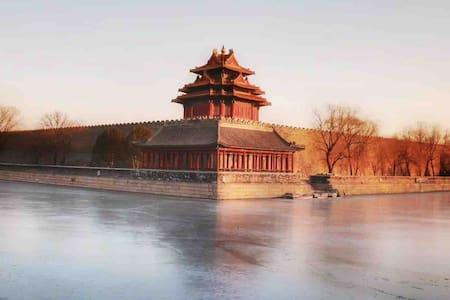 Wuli元气活力复式次卧|15分钟步行天安门王府井|毗邻前门北京站