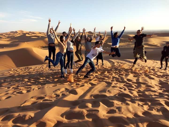 Berber life and merzouga activities