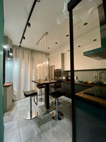 Дизайнерская квартира - студия в Рассказово