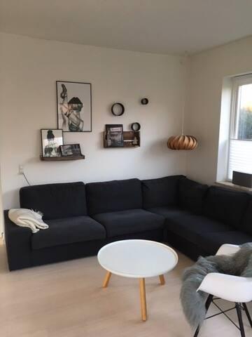 unik bolig i vanløse