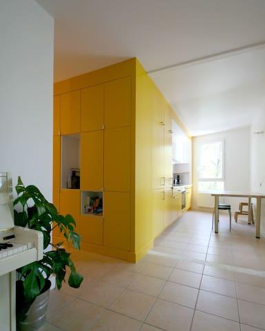 Appartement spacieux et lumineux - Cran-Gevrier - Apartament