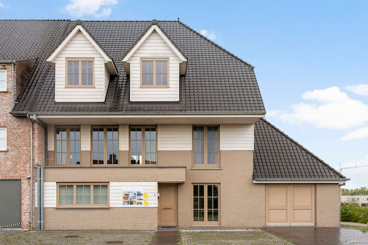 Luxury Villa near the marina of Nieuwpoort