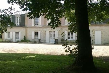 Maison de Maître 1 h de Paris - Neuville-aux-Bois - Dům