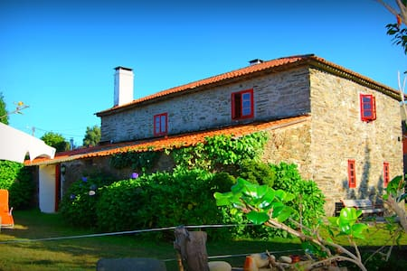 Charming Galician Style House. - Mugardos - Hus