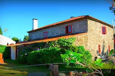 Casa gallega con encanto - Mugardos