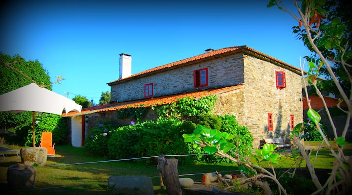 Charming Galician Style House.