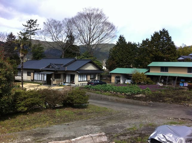 Quiet and rich country life experience - Fujinomiya - Ev