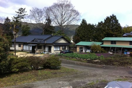 Quiet and rich country life experience - Fujinomiya - Rumah