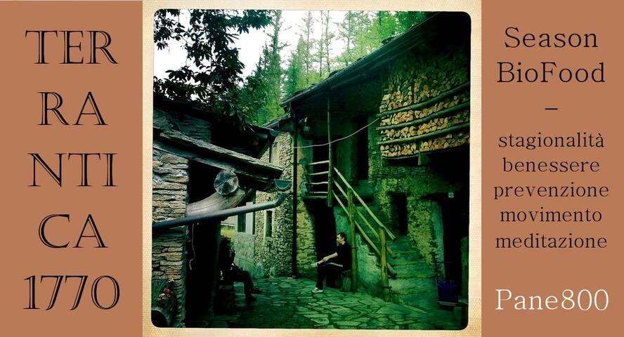 Baita in Val Pellice, attività integrate benessere - Lusernetta - Natur lodge