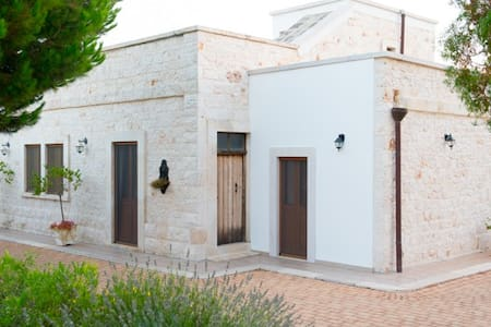 B&B in Puglia, bedroom for 2 persons - Castellana Grotte