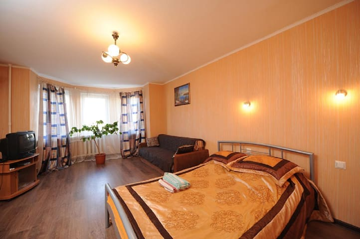 Comfortable apartment on Podil, central Kyiv