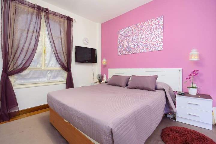 Double room in Casco Viejo, Bilbao - Bilbao - Byt