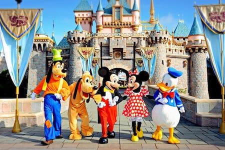My Disney Magical home 1 - Orange