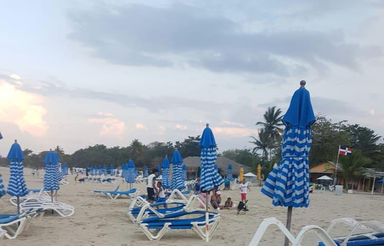 Playa dorada apart de 65m 3 a 4 perdonas.