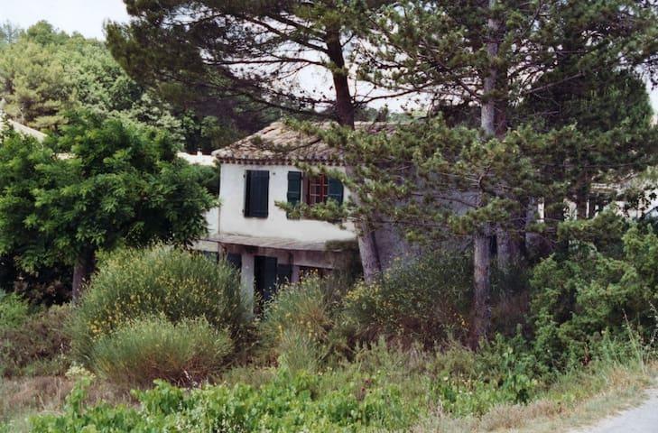 Cabanon provençal (à la semaine) - Vaison-la-Romaine - Casa