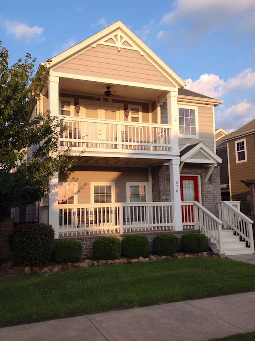 Charleston Style Home Houses For Rent In Fayetteville Arkansas United States