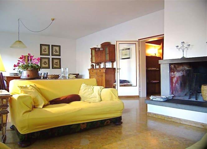 Flat in Villa Firenze sight Fiesole - Firenze - Leilighet