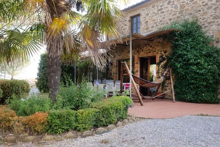 LuxuriousVilla- Farm House  with horse paddocks - Massa Marittima