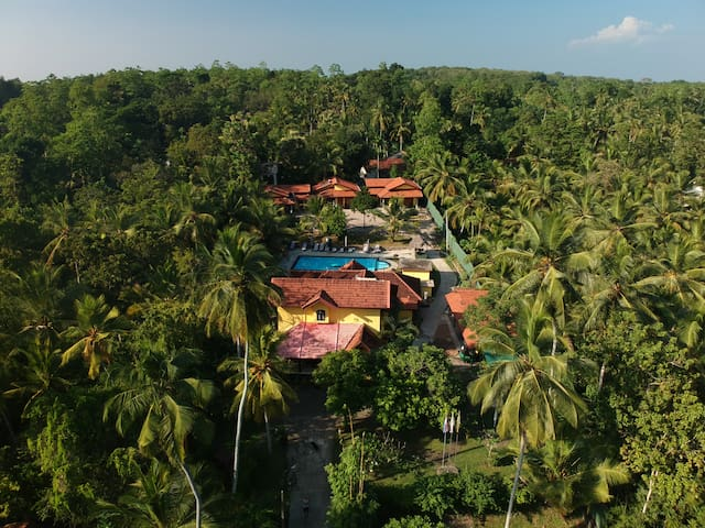 Resort Like No Other, full disabled access