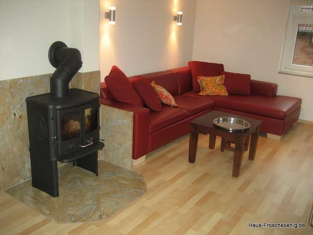 Haus Froschkönig - 5 Sterne-Fewo - Marienmünster - Ev