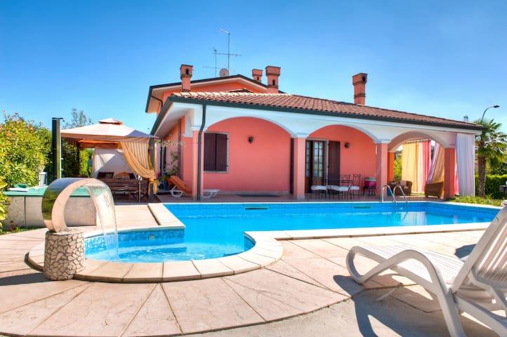 B&B Villa Gloriana Camera Doppia - San Giorgio In Salici - Penzion (B&B)