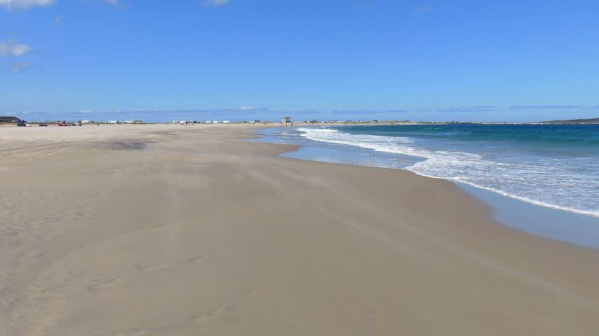 Lumsden North Beach- located in Lumsden, NL.  Voted by many as one of the best beaches in Newfoundland to visit.