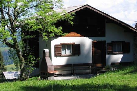 Hütte, Berghütte, Skihütte  - Dornbirn - Pondok