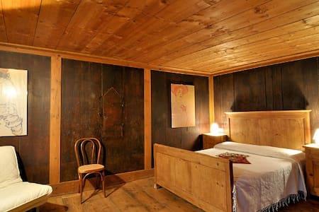 Cosy apartment in Dolomites Bortol - Fornesighe - Appartement