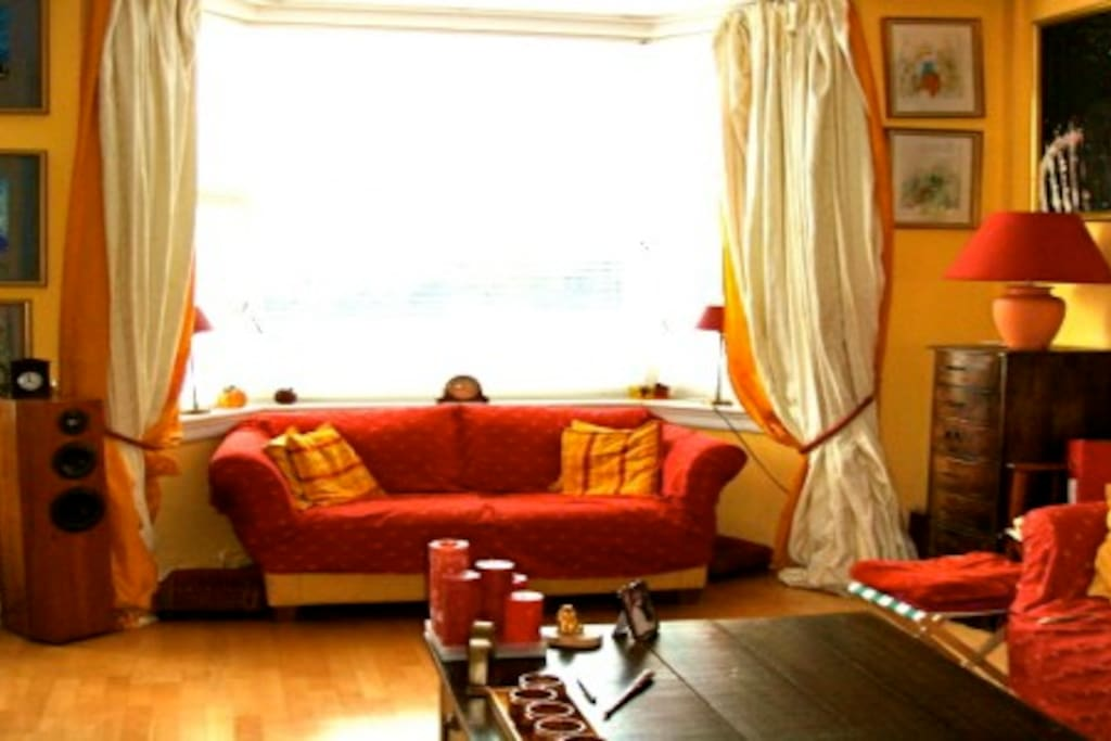 Nice and cosy living room