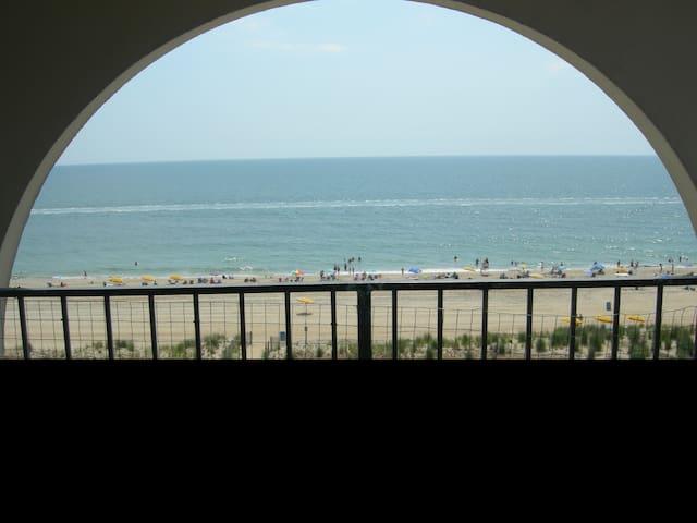 Ocean City Condo Steps to the Beach