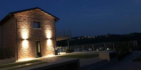 Panoramic Guest House 10 min do centro de Alba