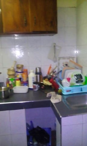 Fully furnished one bedroomed house - Kampala - Dom