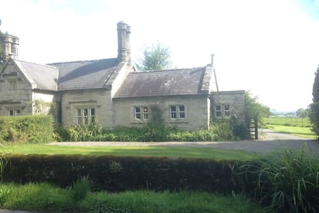 Schoolhouse Cottage at Lisnavagh - Rathvilly - กระท่อม