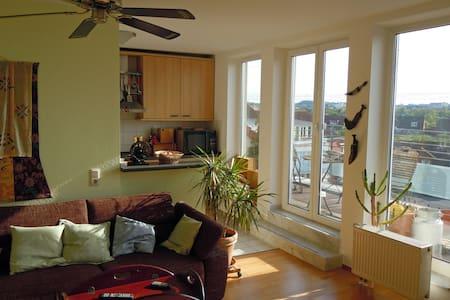 Ruhe hoch über den Dächern - Hürth - 公寓