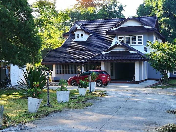 Mae Rim Crypto Villa แม่ริม คริปโตฯ วิลล่า