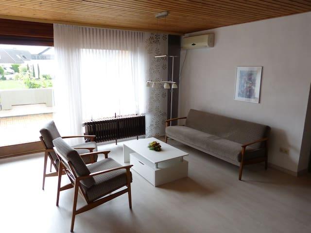 Ferienwohnung Sinsheim-Dühren - Sinsheim - Apartament