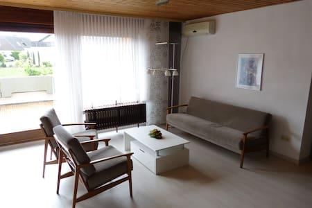 Ferienwohnung Sinsheim-Dühren - Sinsheim - 公寓