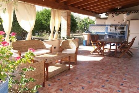 Villa_Palma di Montechiaro_Room1 - Palma di Montechiaro - Bed & Breakfast