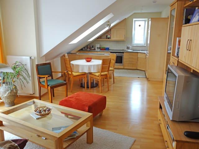 Wohnung in Freising Nähe München - Freising - Apartamento