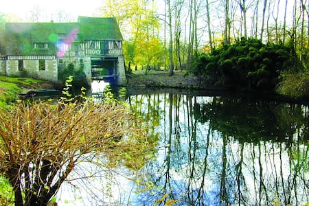 Moulin (près de GIVERNY) (Luthier) - Andé - Bed & Breakfast