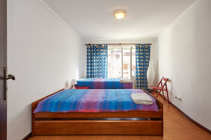 Pousada da Vila | Twin room w/ balcony