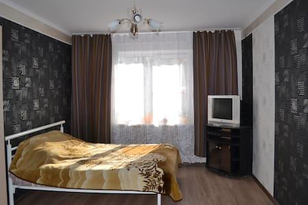 1-комнатная квартира со всеми удобствами посуточно - Staryy Oskol