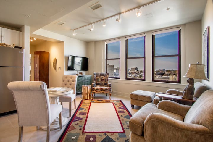 Suite 9D RESIDENCES 221 in Downtown Little Rock