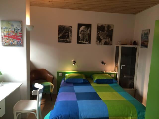 chambre autonome dans cour privée  - Clermont-Ferrand - House