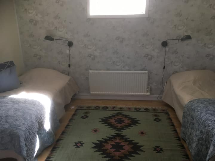 Linderås Bed & Breakfast room 1, Gränna, Tranås